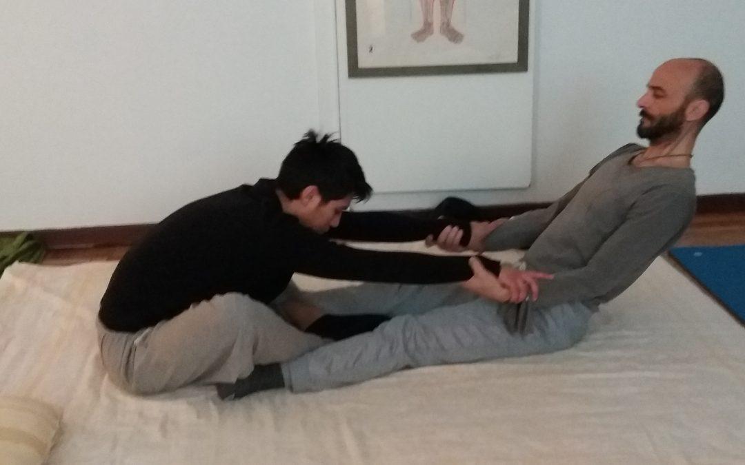 Thai Yoga Massage School: CORSI AVANZATI  2020