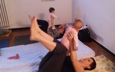 Mamme, papà e bambini