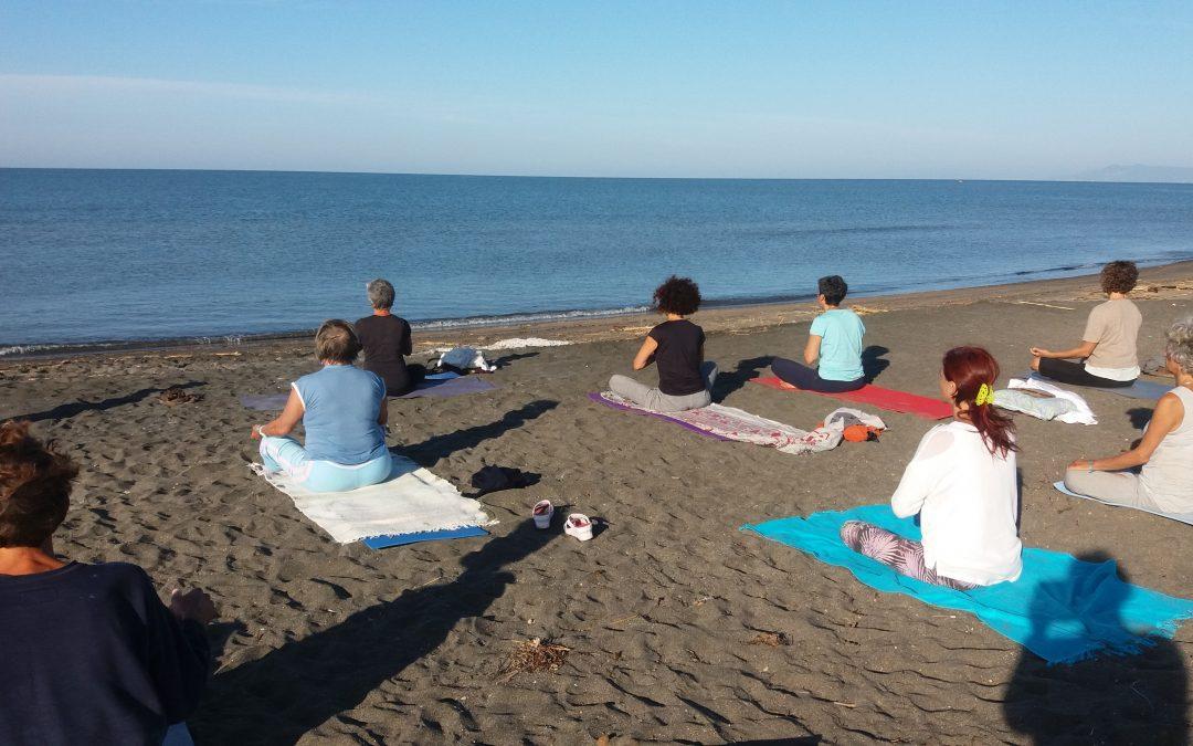 Vacanza Yoga e Trattamenti Orientali in Maremma