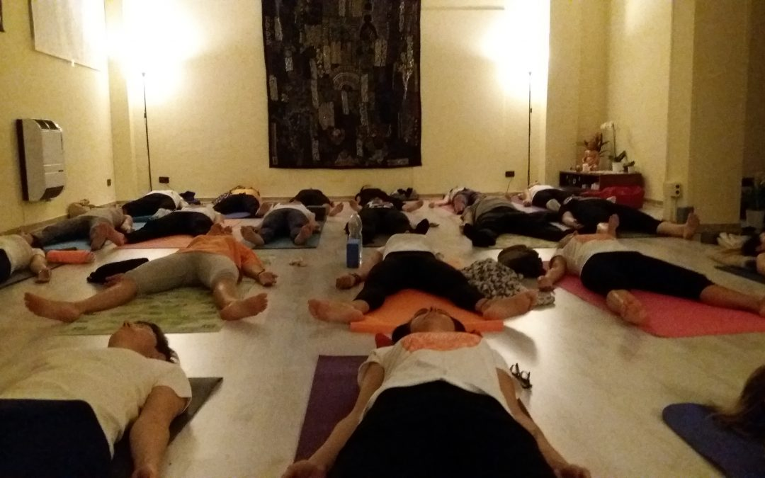 Yoga Nidra e il riposo