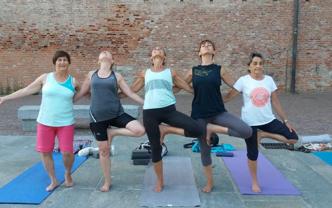 Hatha Yoga serale  a Castelnuovo Don Bosco (Asti)