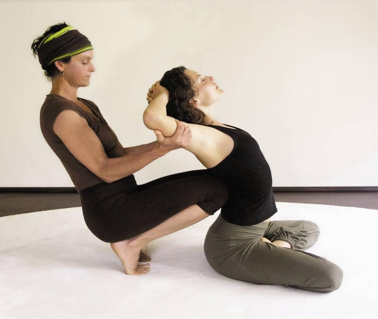 Corso Avanzato 2020 Thai Yoga Massage School