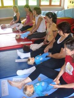 Corso Massaggio Infantile per Operatori