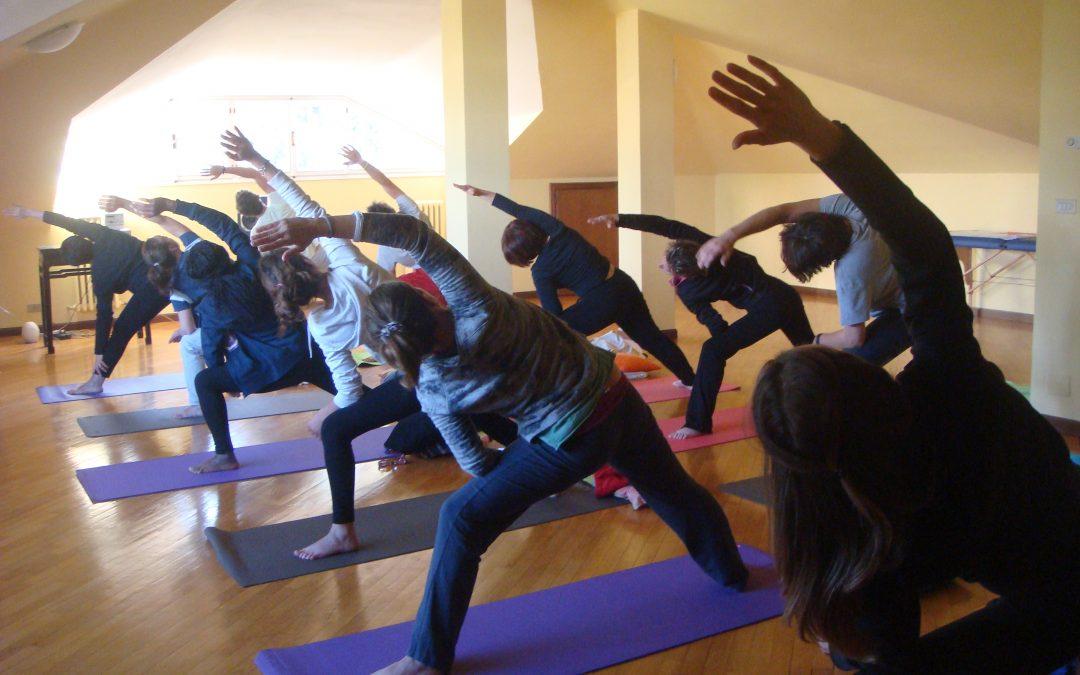 Hatha Yoga serale multilivello a Rivoli