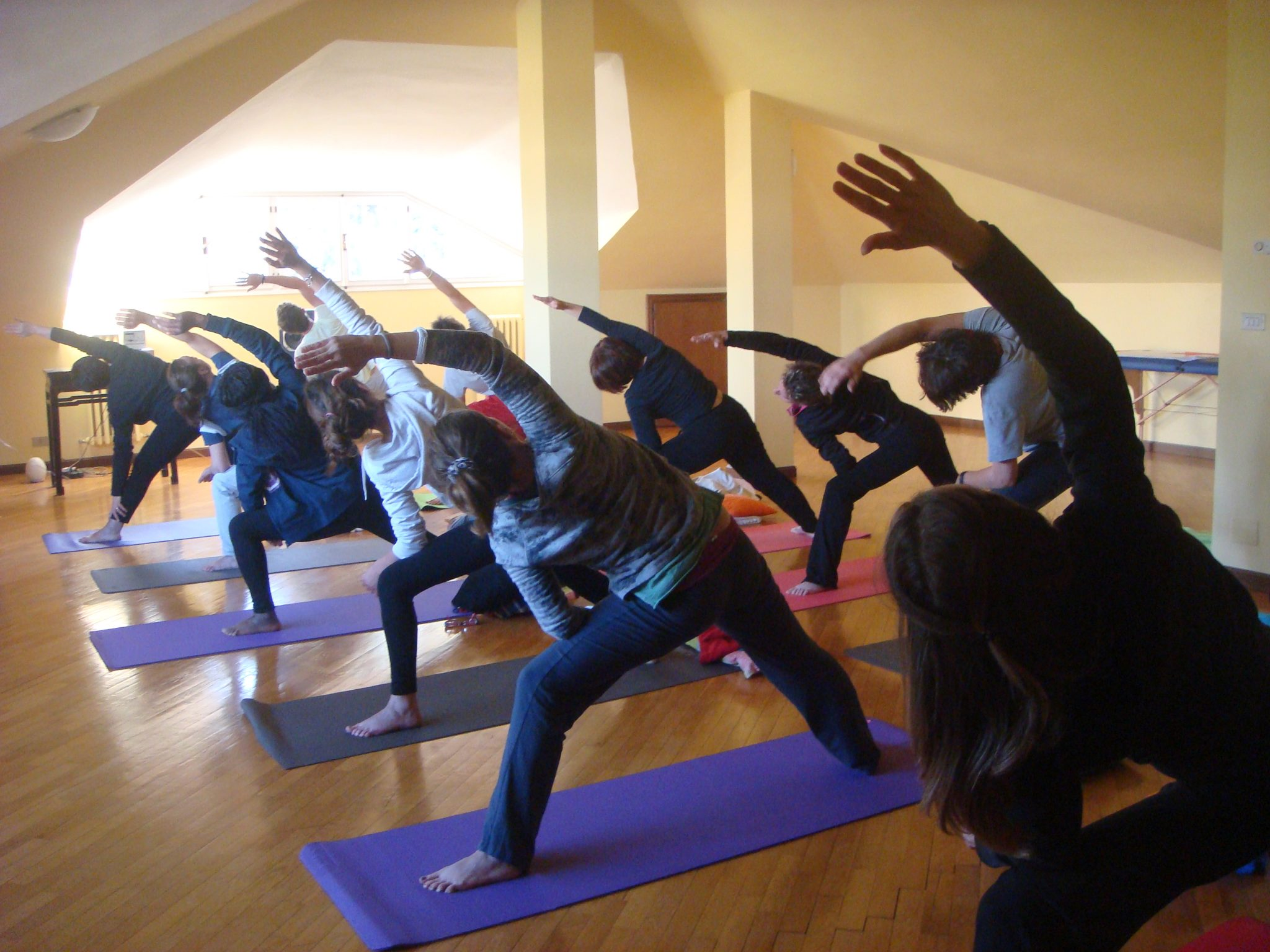 Hatha Yoga multilivello serale Torino