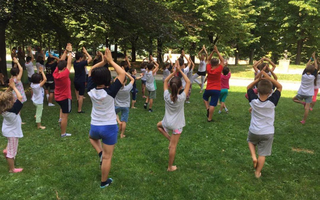 Giornata Internazionale dello Yoga 2018 – Museo di Arte Contemporanea di Rivoli