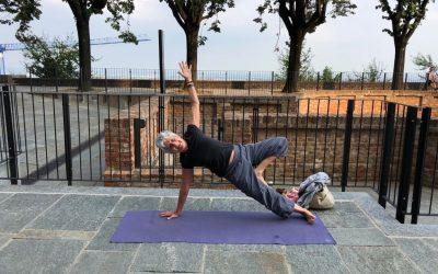 Vacanza Estiva Yoga e Garuda