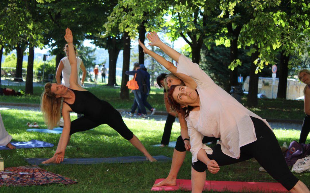 Hatha Yoga e il corpo – stagione 2020 – 2021