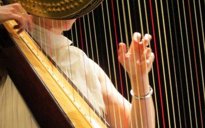 Concerto dal vivo e Meditazione: Arpa Celtica