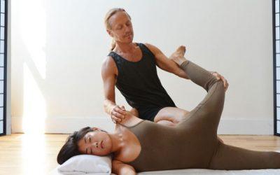 Scuola Thai Yoga Massage  CORSI AVANZATI