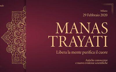 Manas Trayati – convegno sul potere del suono
